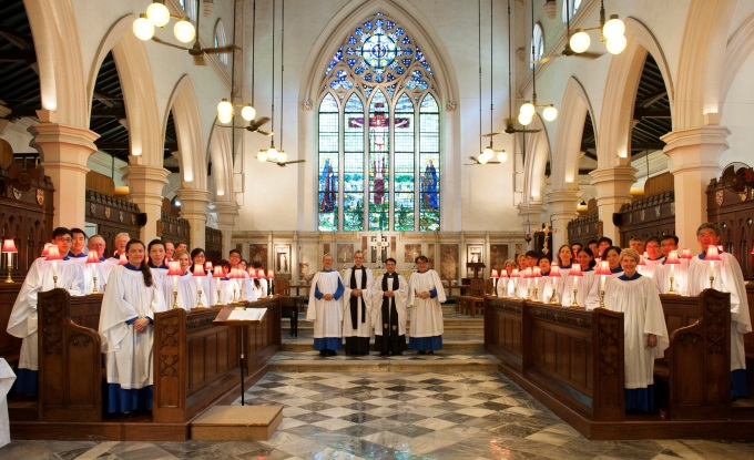 St John Cathedral Choir