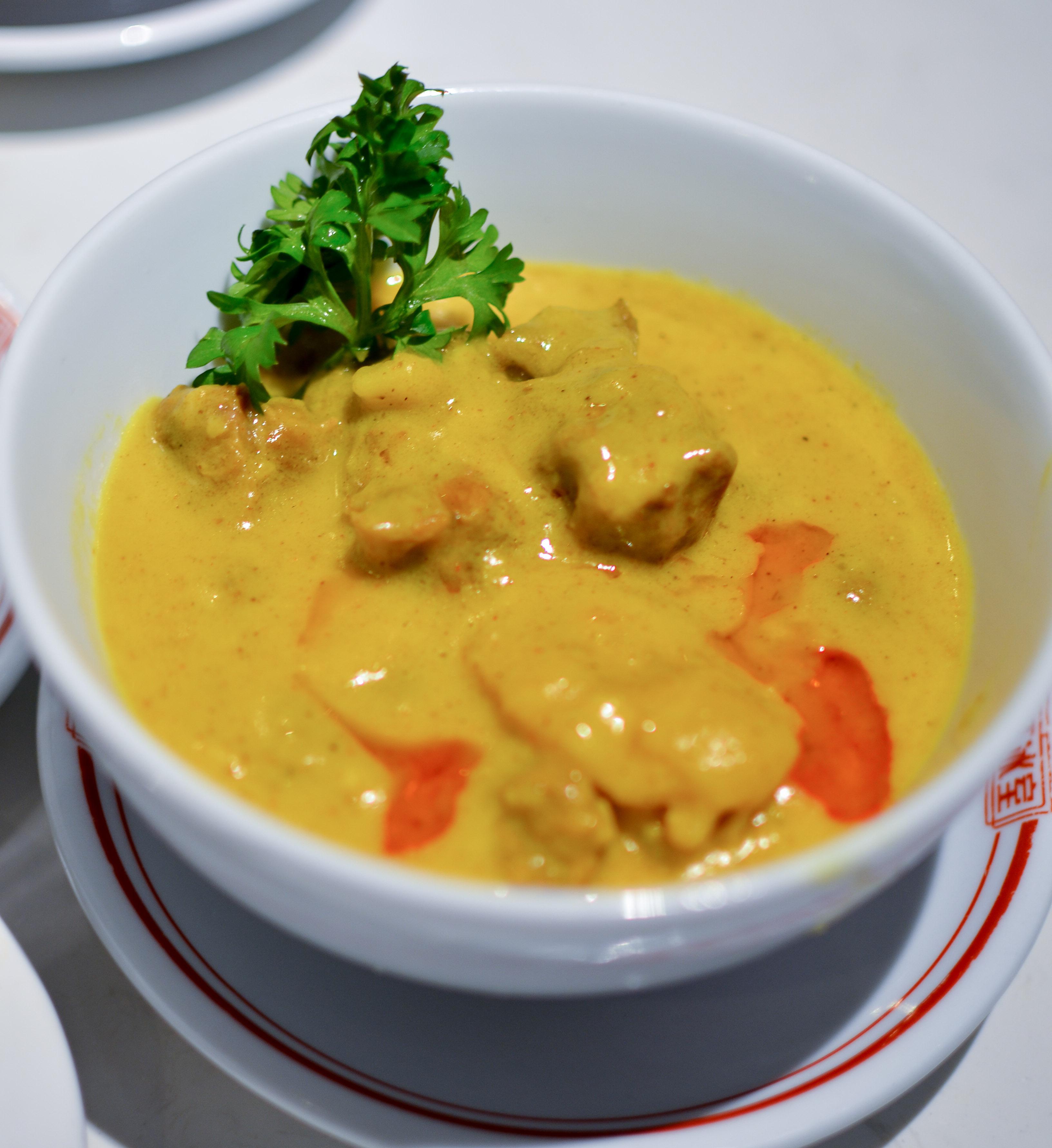 Beef Brisket Curry