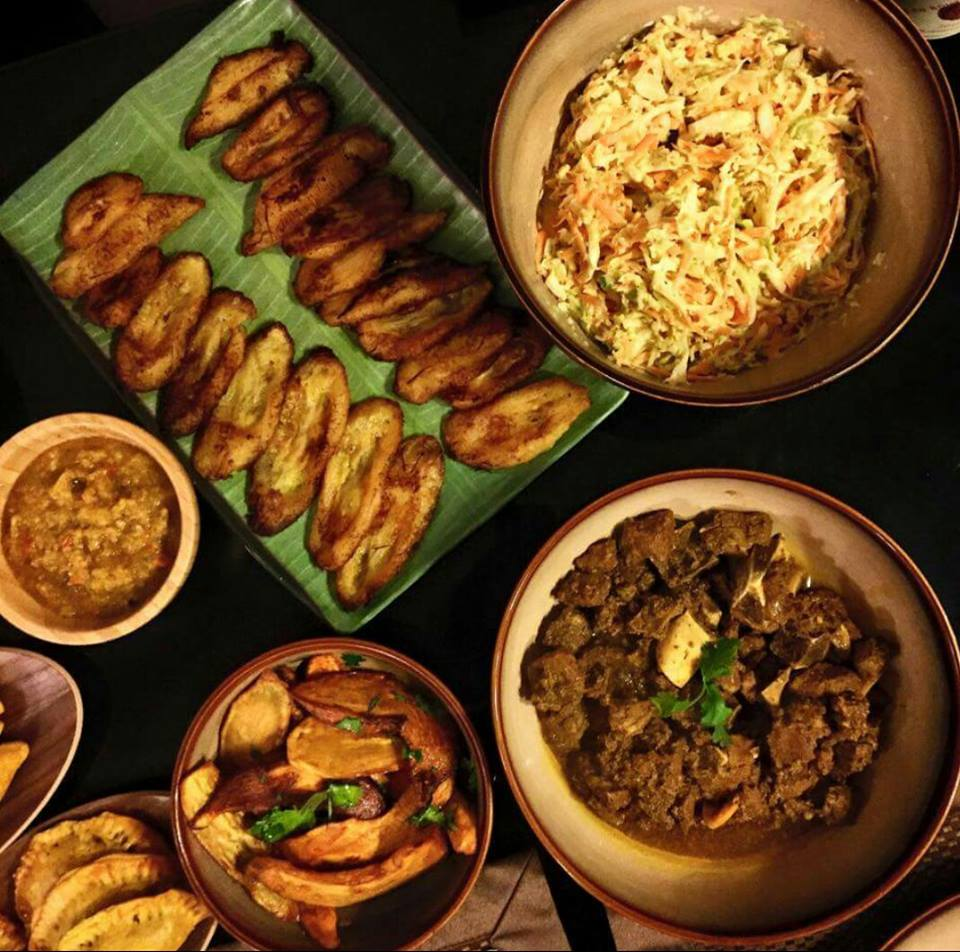 Boom Boom Food - Jamaican Food in Hong Kong