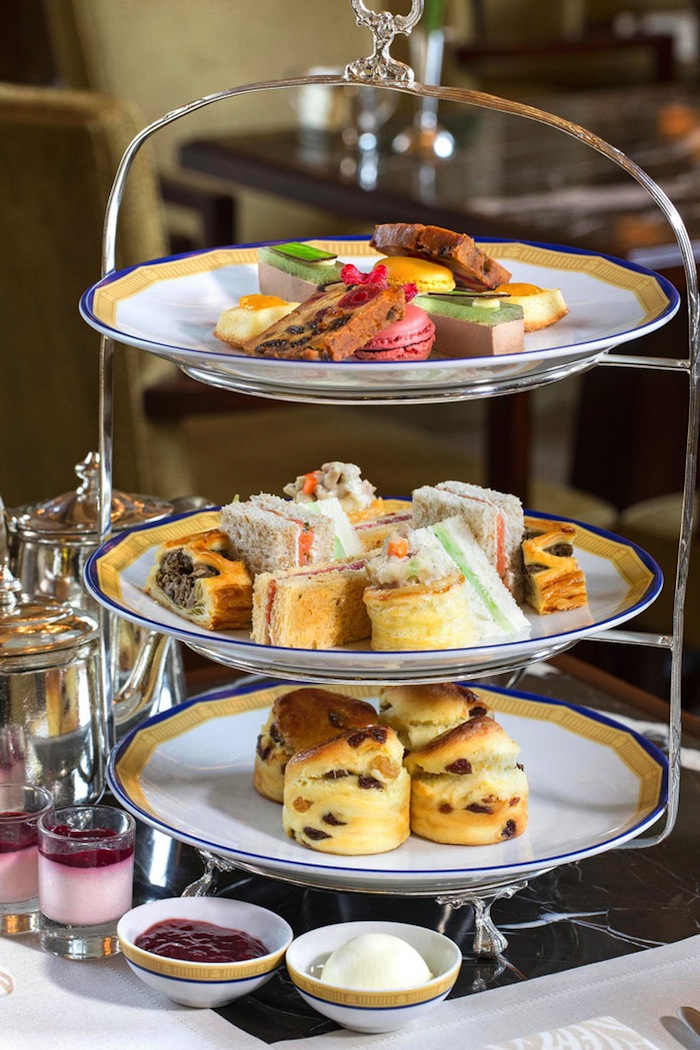 The top 7 afternoon teas in hong kong