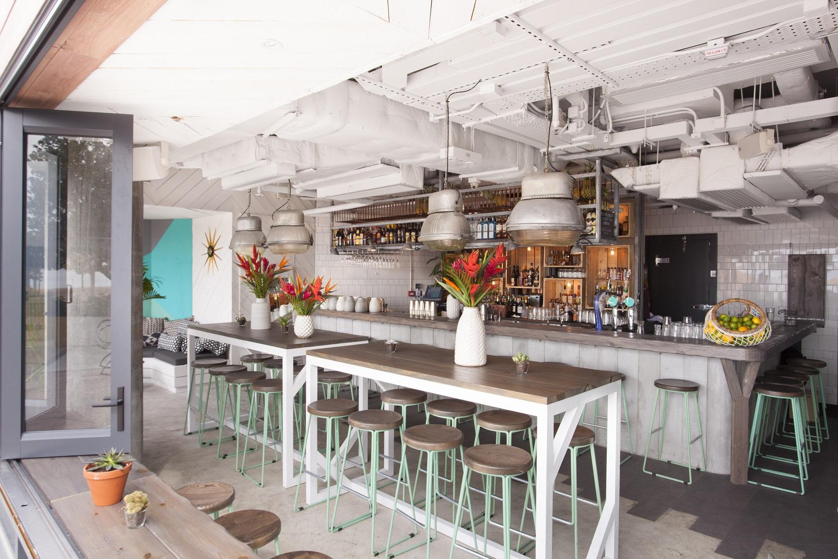 Bar at Limewood