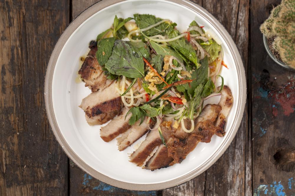 Pork at Limewood