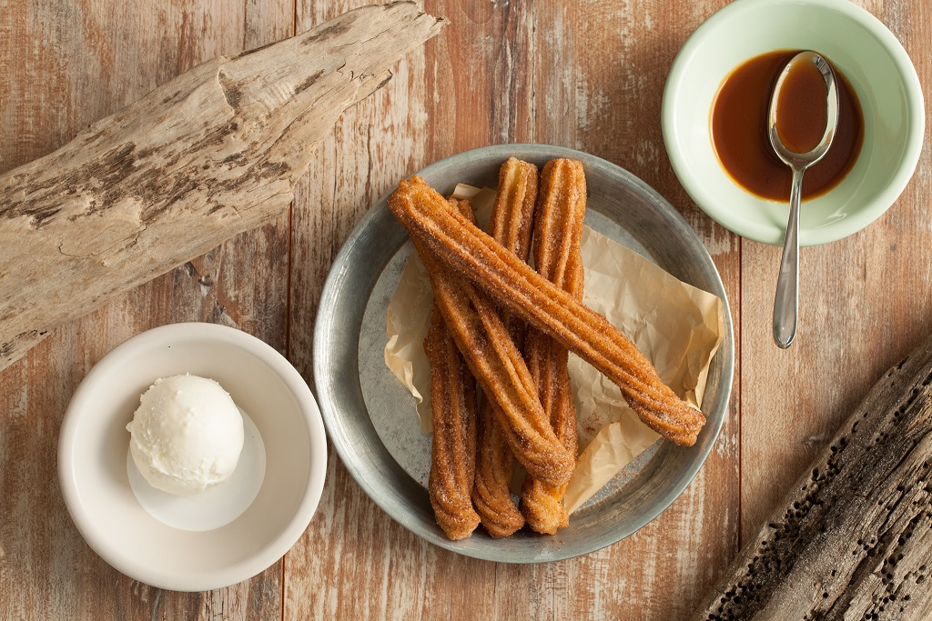 Churros at Limewood