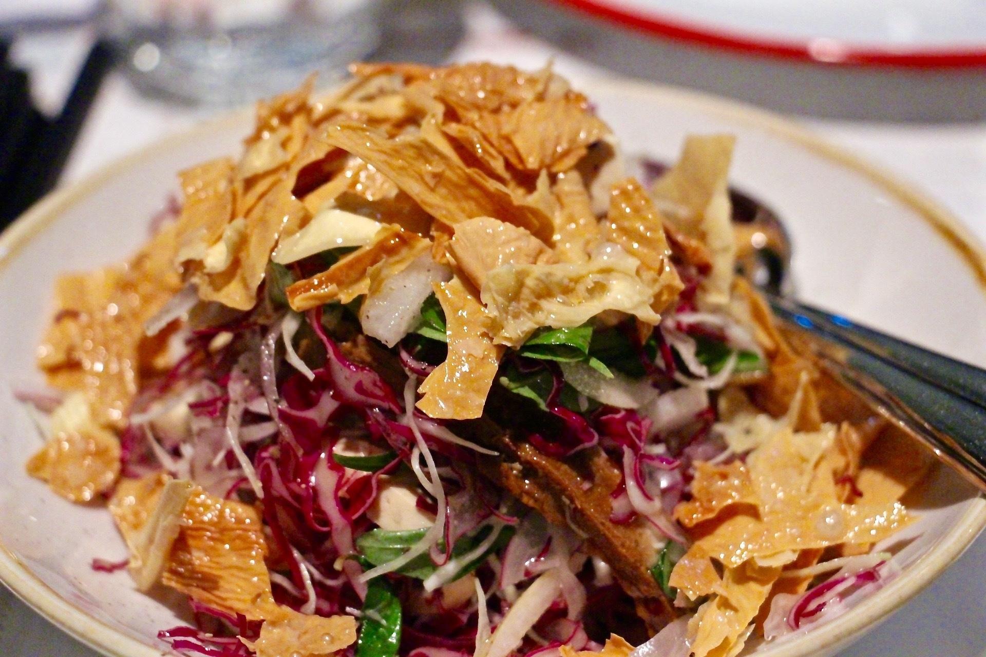 Le Garcon Saigon salad