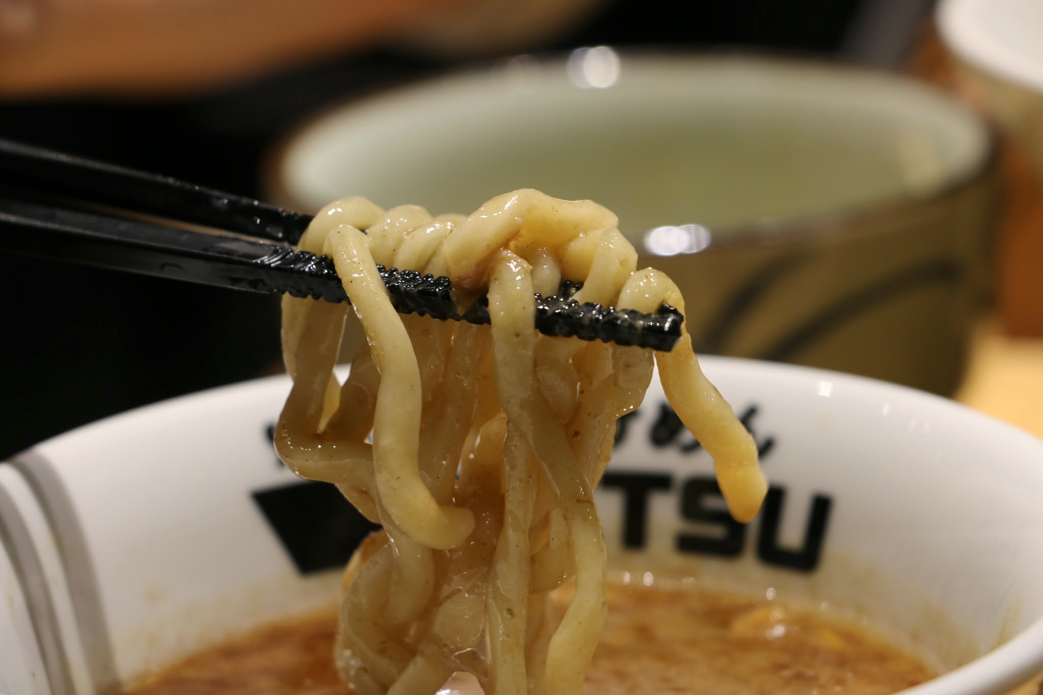 TETSU沾麵哲, TETSU, 沾麵, ramen, tsukemen, pork, bbq pork, broth