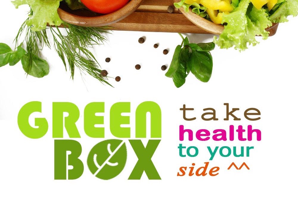 Green Monday, Green Box, Delivery Services, healthy, low sodium, less sugar, low calorie, calorie