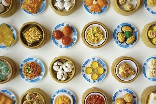 nan lian garden, chi lin vegetarian, dim sum