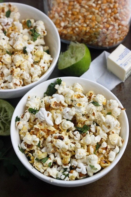 margarita, popcorn, recipe