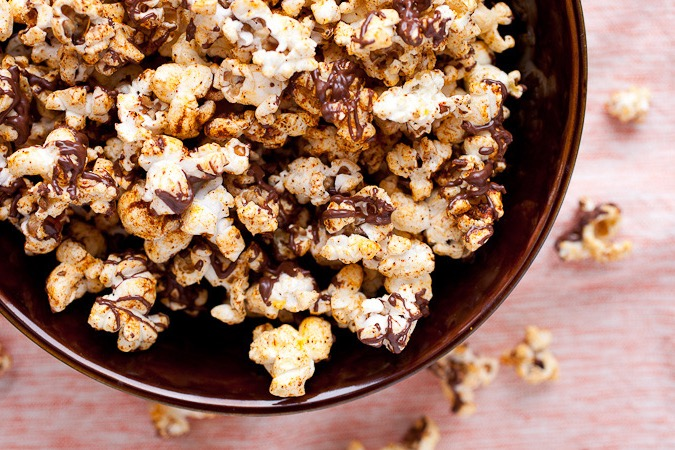 mexican hot chocolate popcorn recipe
