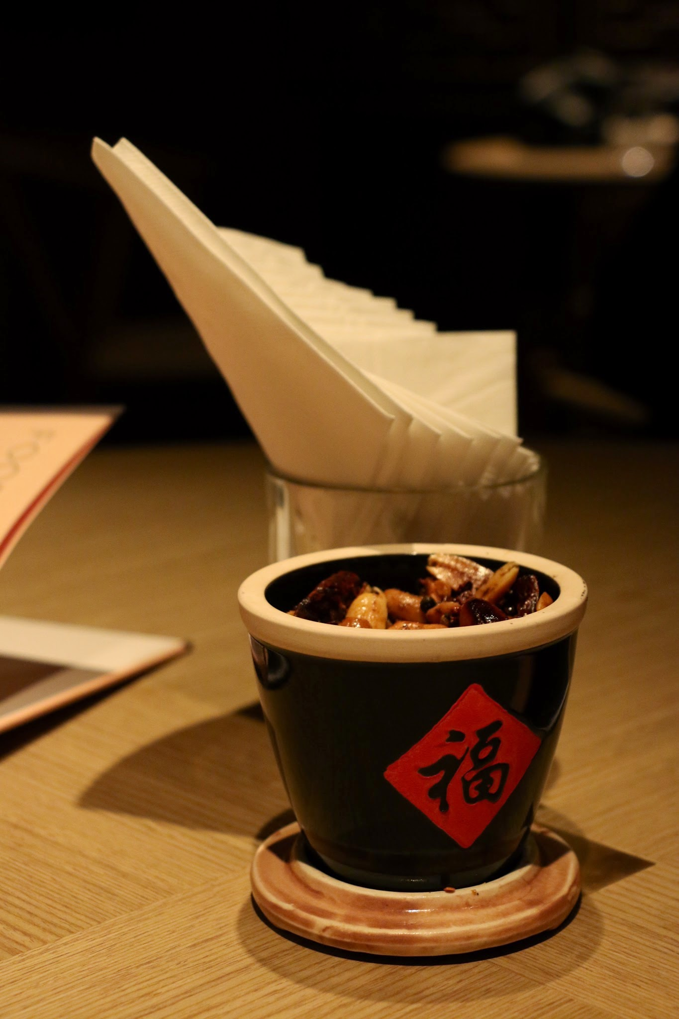 Bao Bei, Sichuan Pepper Peanut