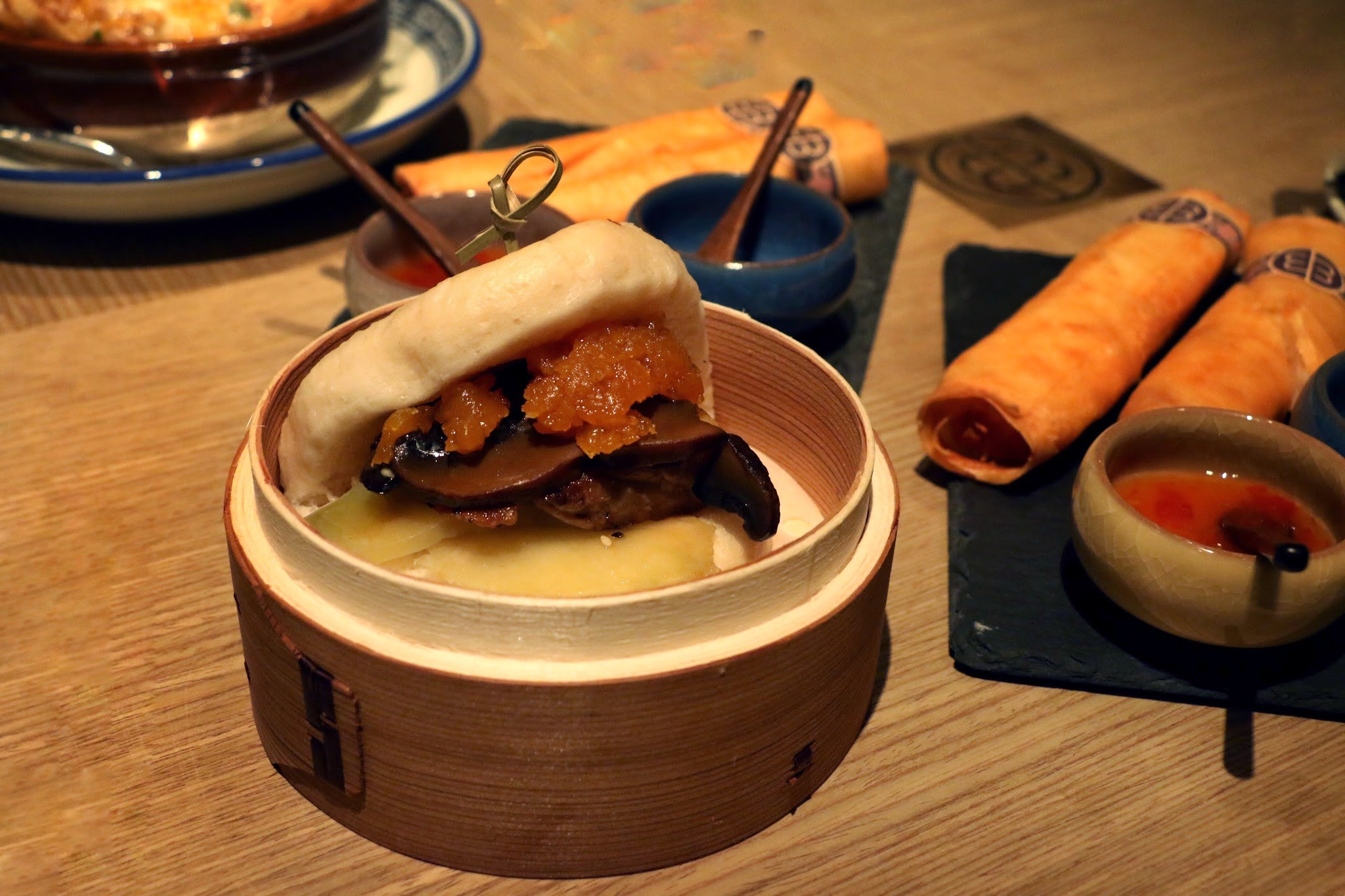Bao Bei, Kobe Pork Belly Bao