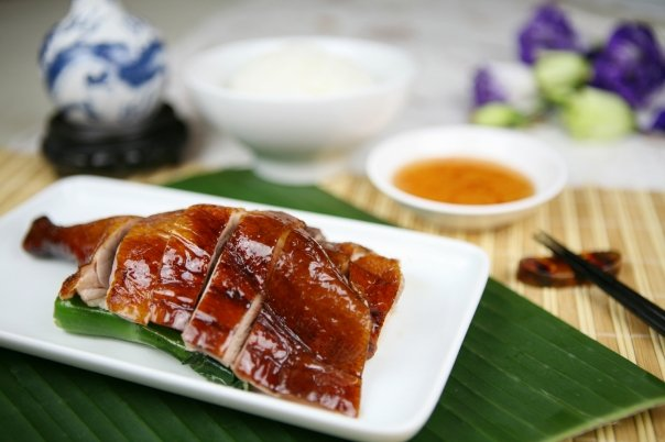 Roast Duck from Wah Fung