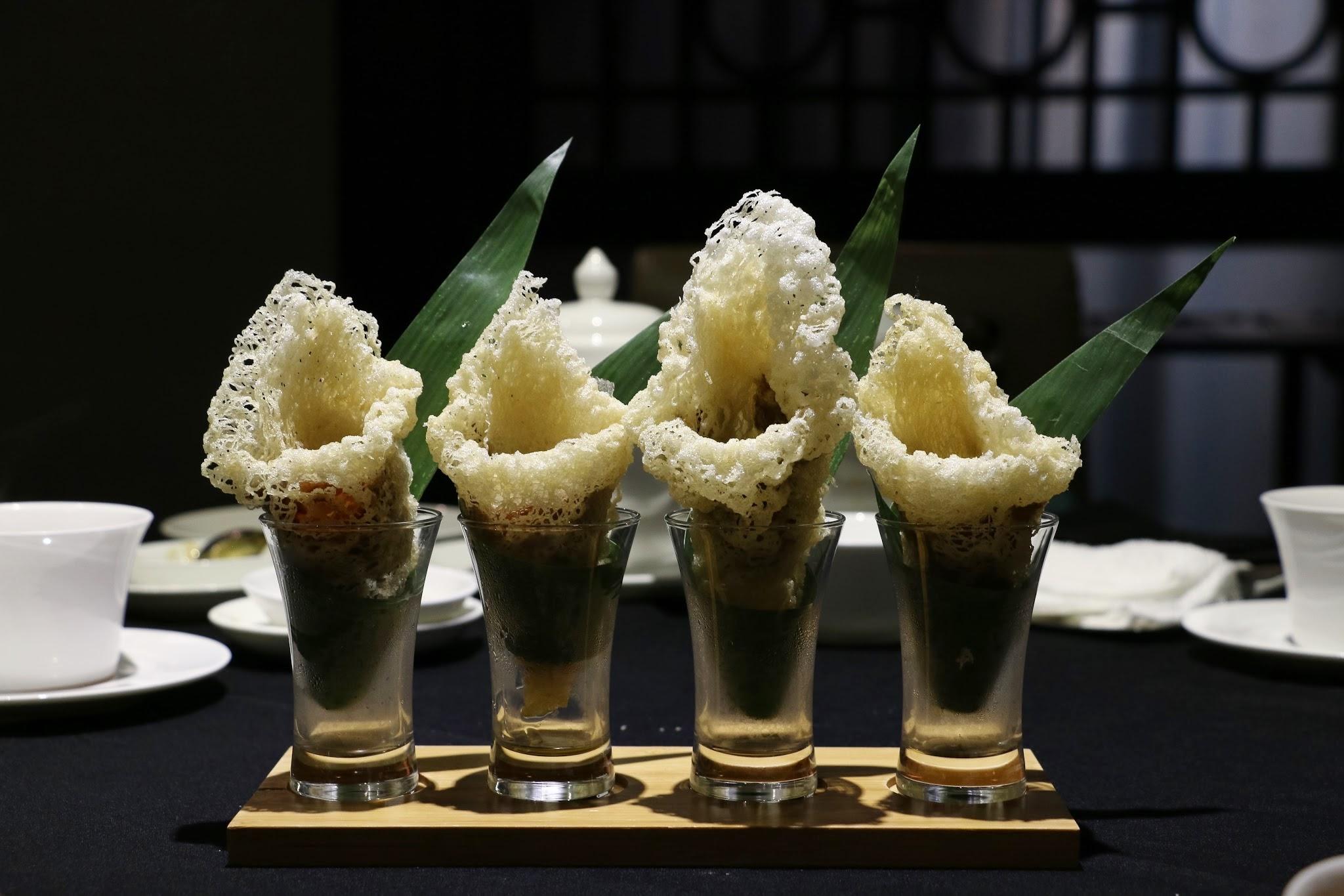 Shanghai Lo, Crab Kitchen, wagyu Beef roll