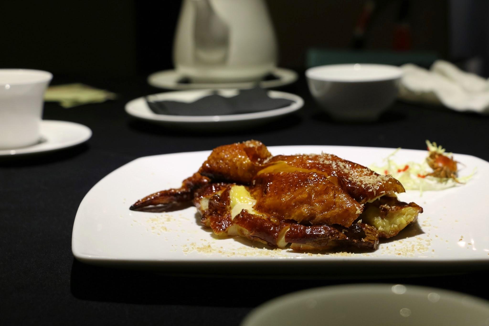 Shanghai Lo, Crab Kitchen, Deep Fried Coconut Chicken