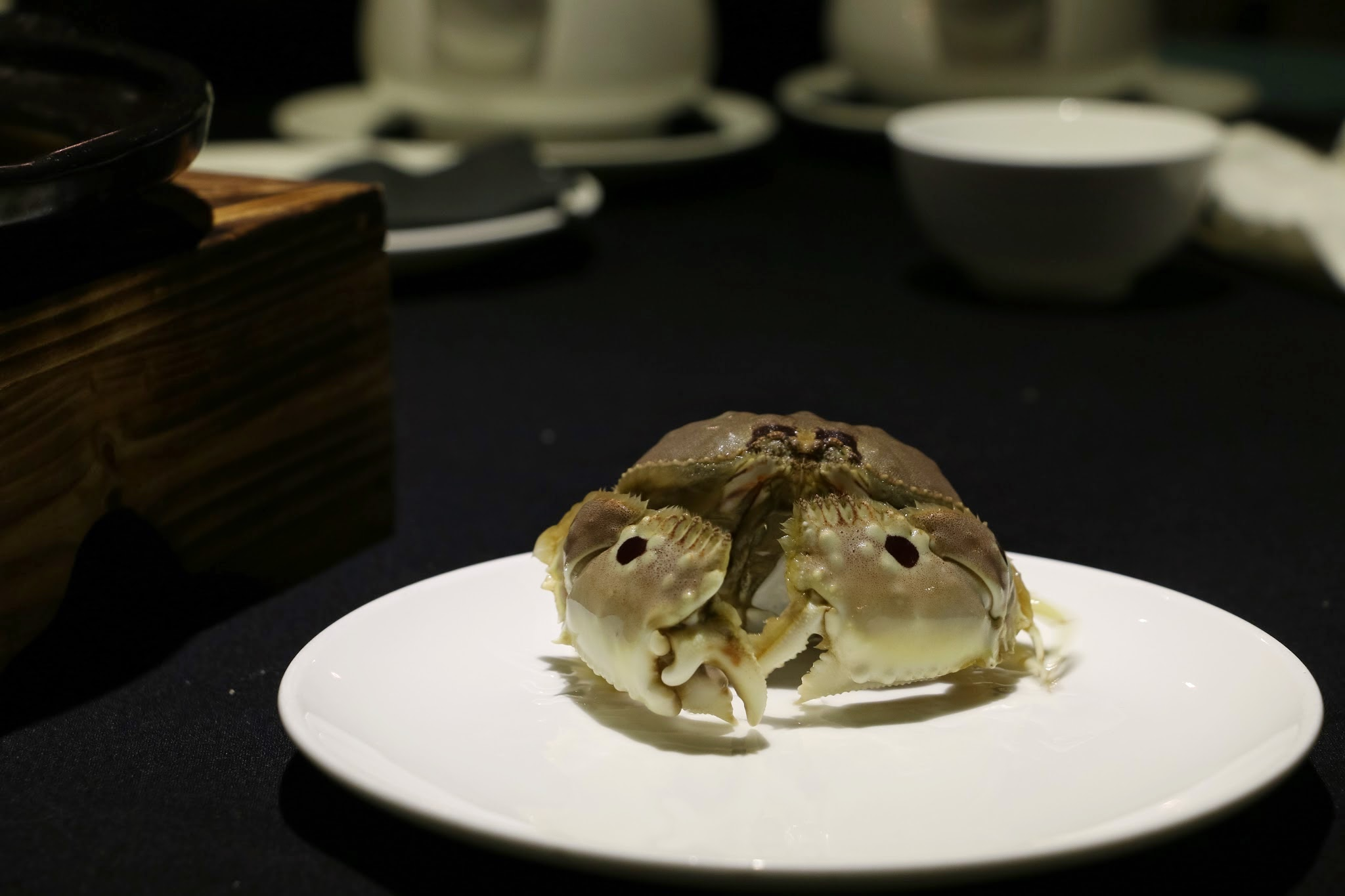 Shanghai Lo, Crab Kitchen, Fresh Crab