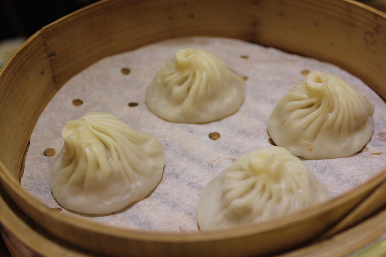 Nanxiang's xiao long bao