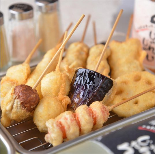 Jan Jan Kushikatsu to Open in wanchai