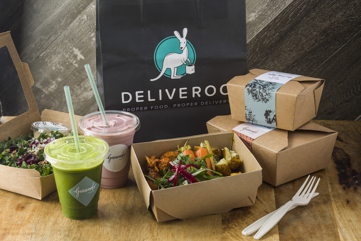 Top Healthy Dishes Deliveroo Grassroots Pantry