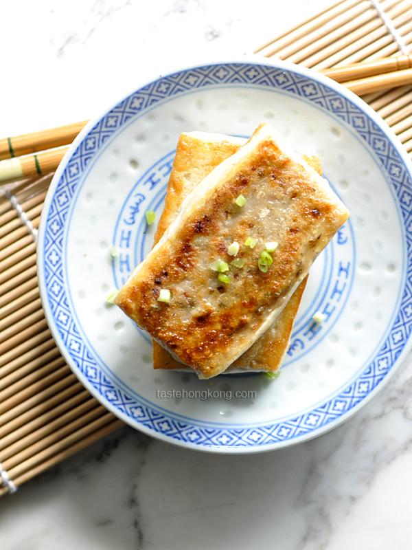 fried stuffed tofu with fish paste