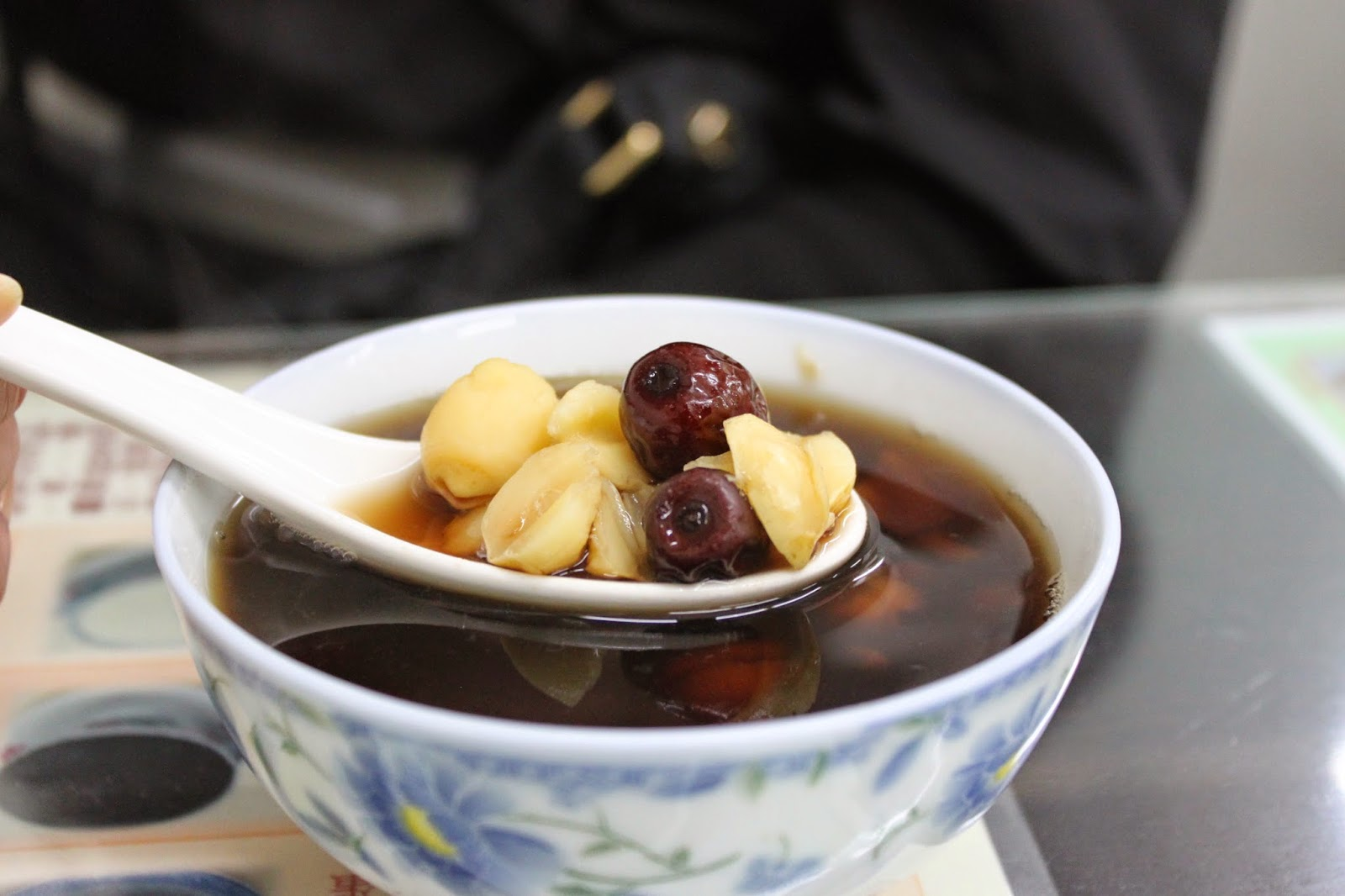 Jisheng Cha, Spot The Food