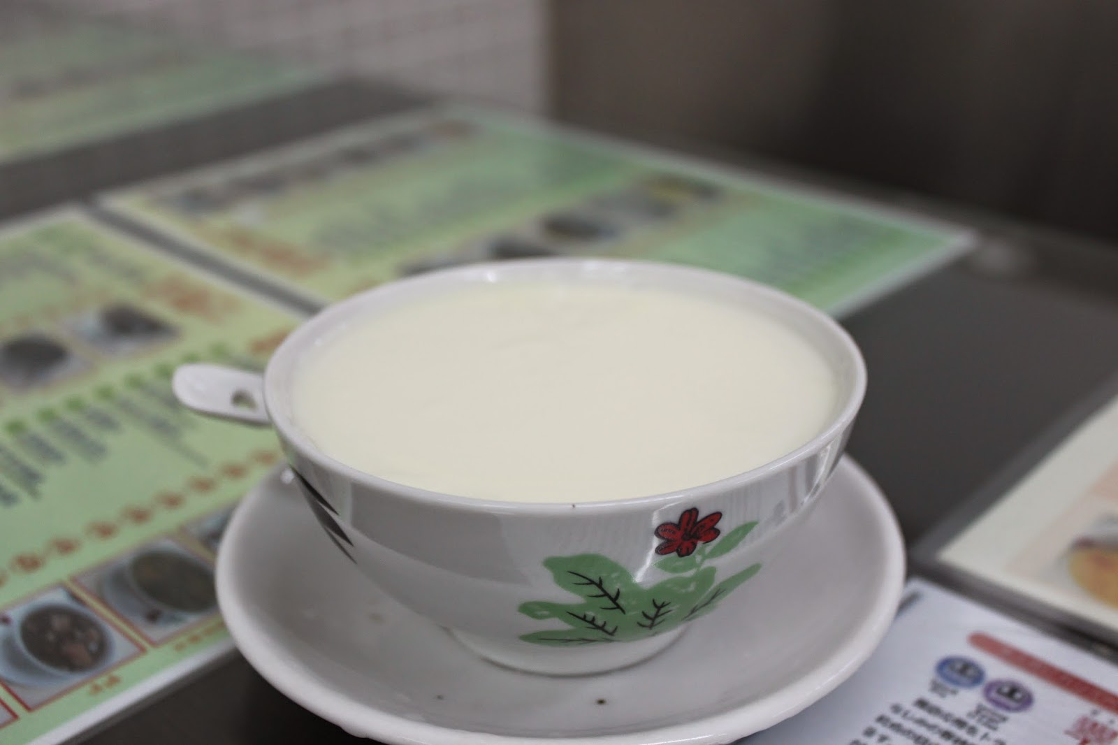 egg white custard pudding, Spot The Food