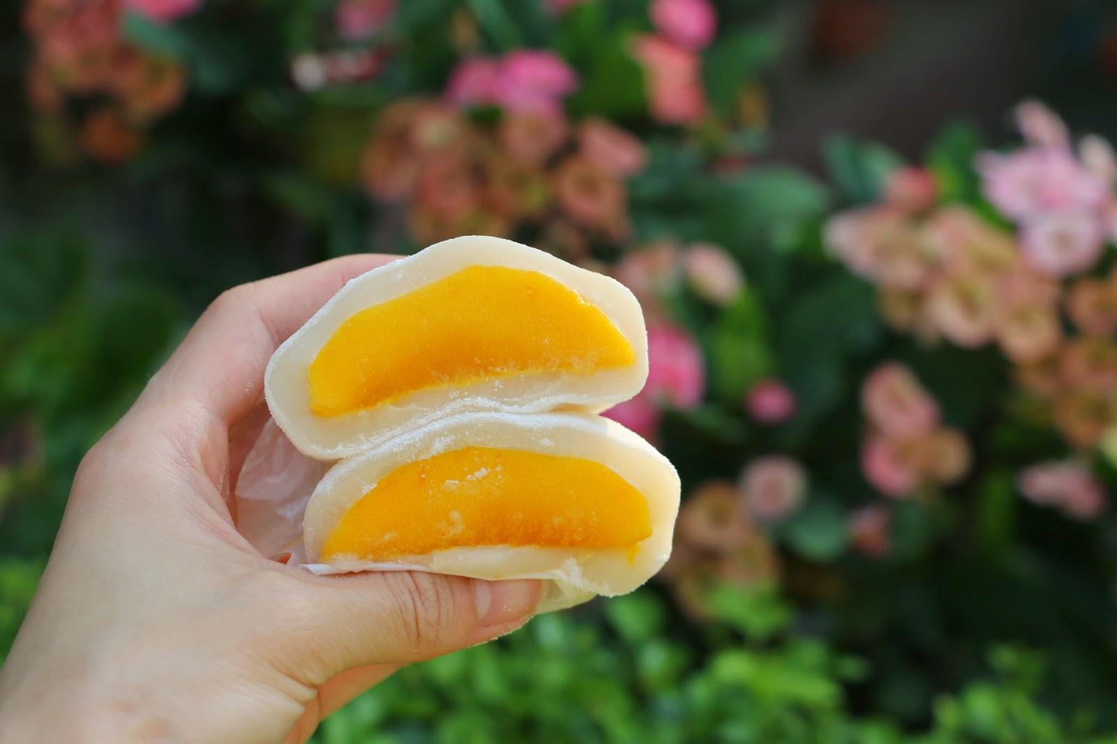 Cheung Chau mango mochi, Spot The Food