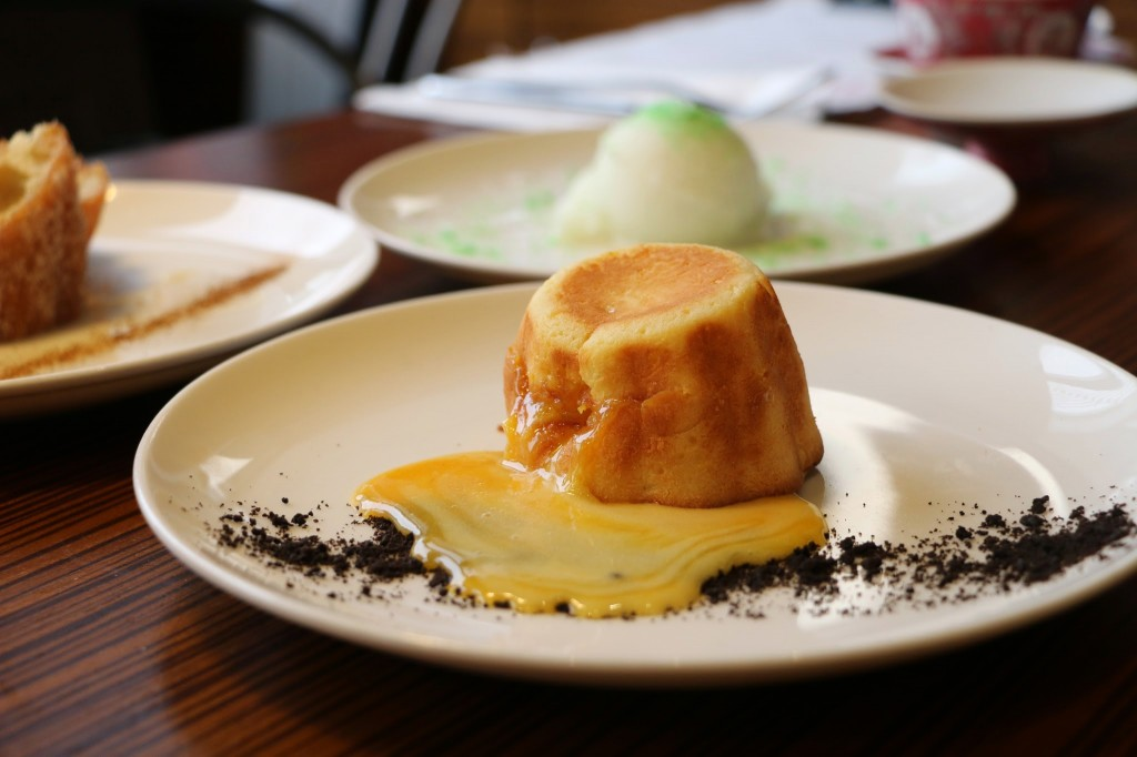 Kasa custard lava cake, Spot The Food