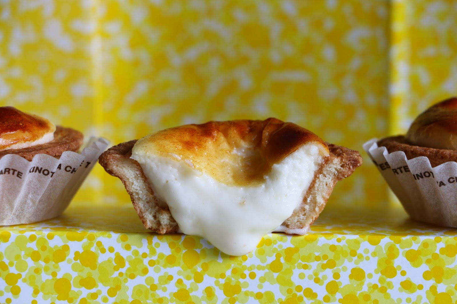 Bake cheese tart, Spot The Food