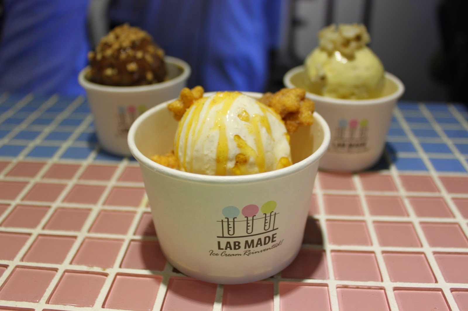 lab made hk ice cream, Spot The Food