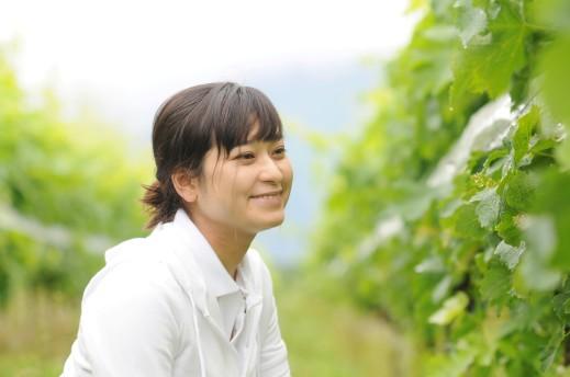 Ayana Misawa Grace Koshu Wine