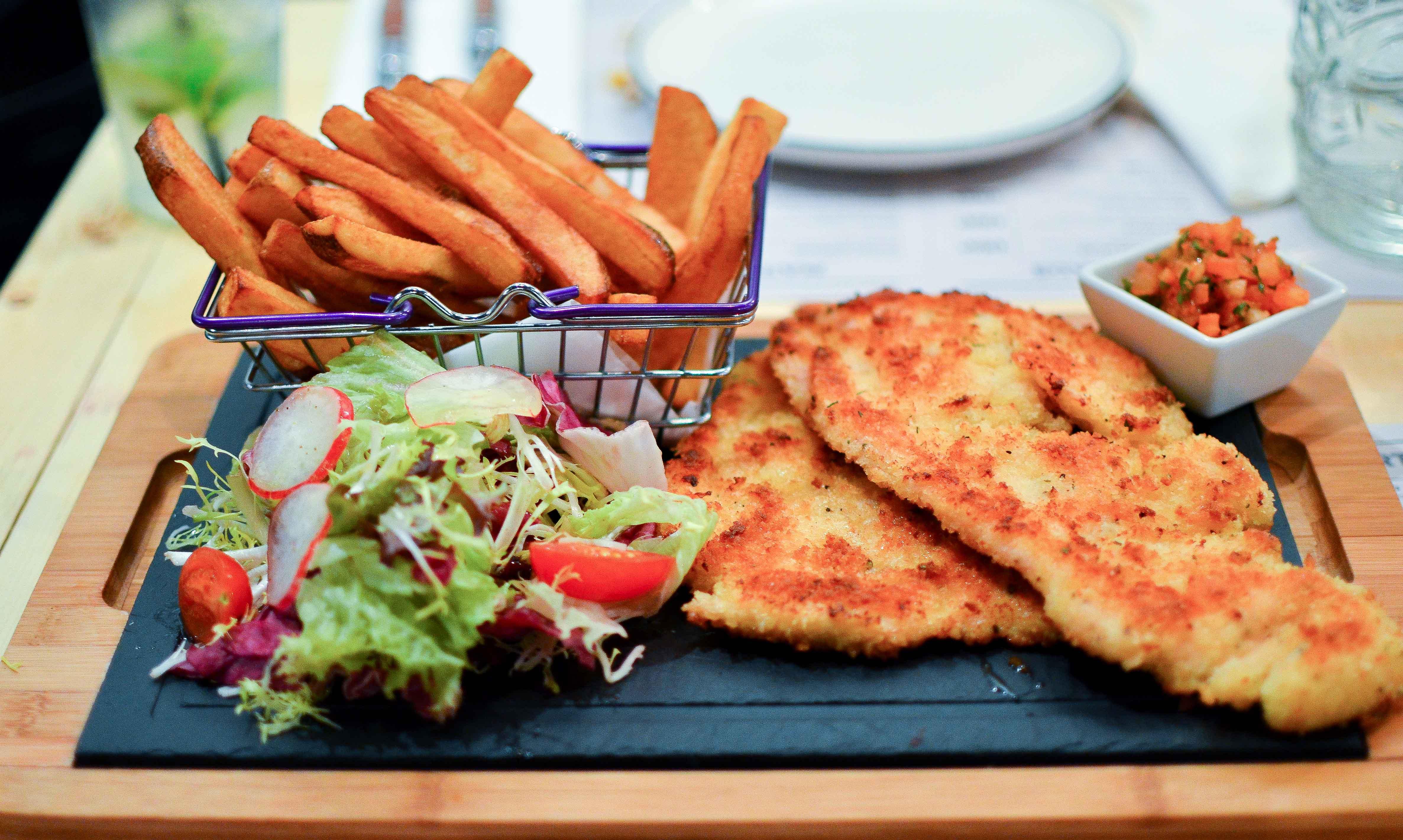 Chicken Schnitzel(s)