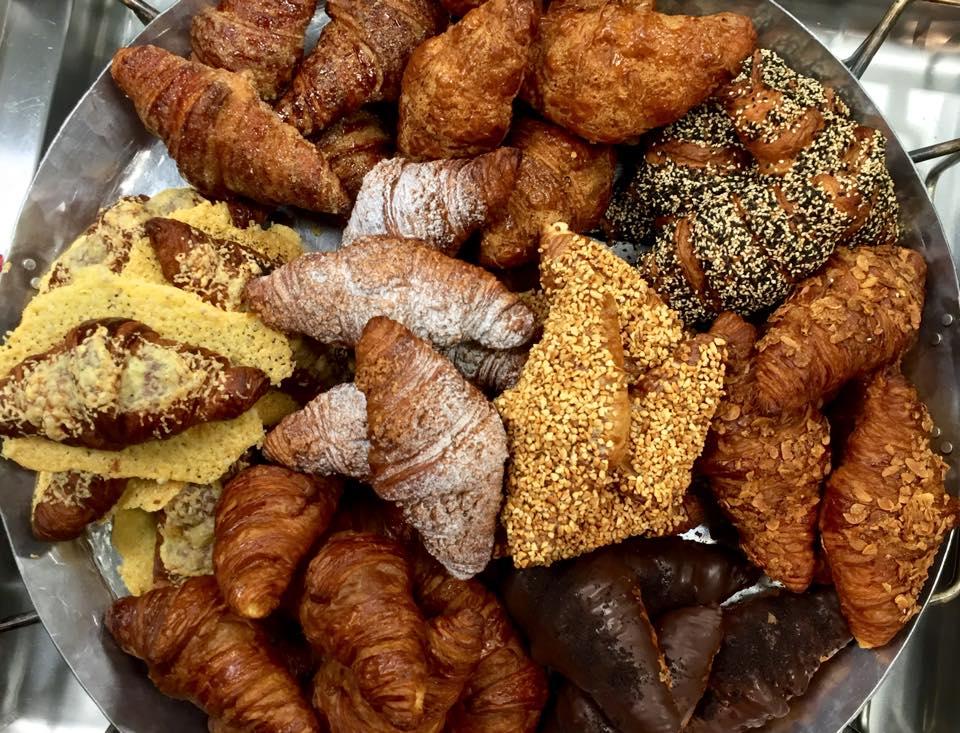 urban bakery croissants