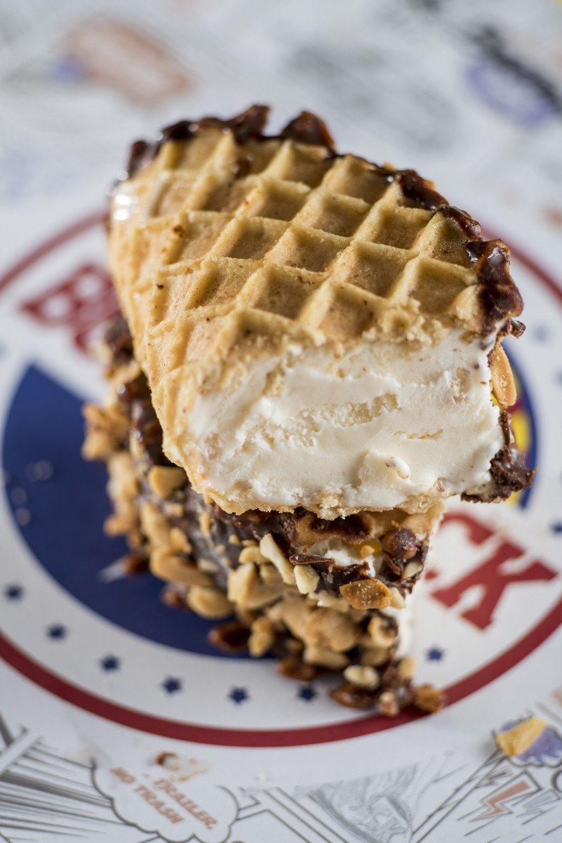 boomshack ice cream taco