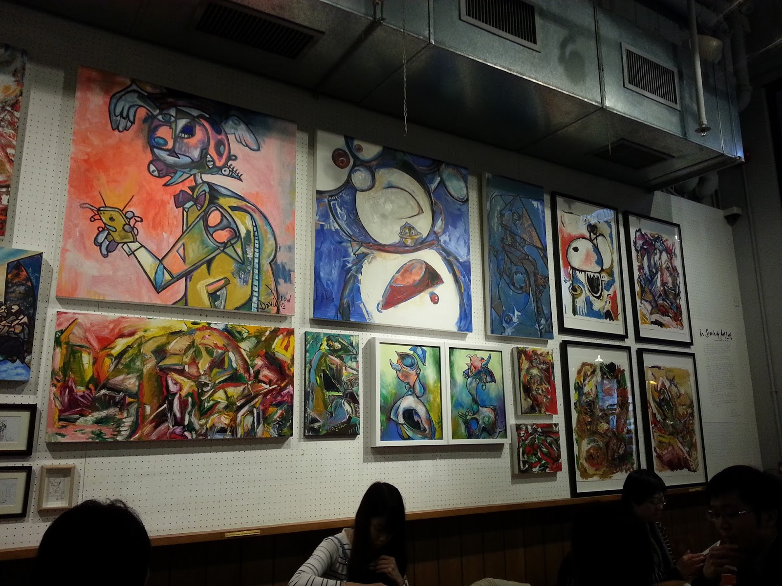 Kubrick Cafe Yau Ma Tei Hong Kong