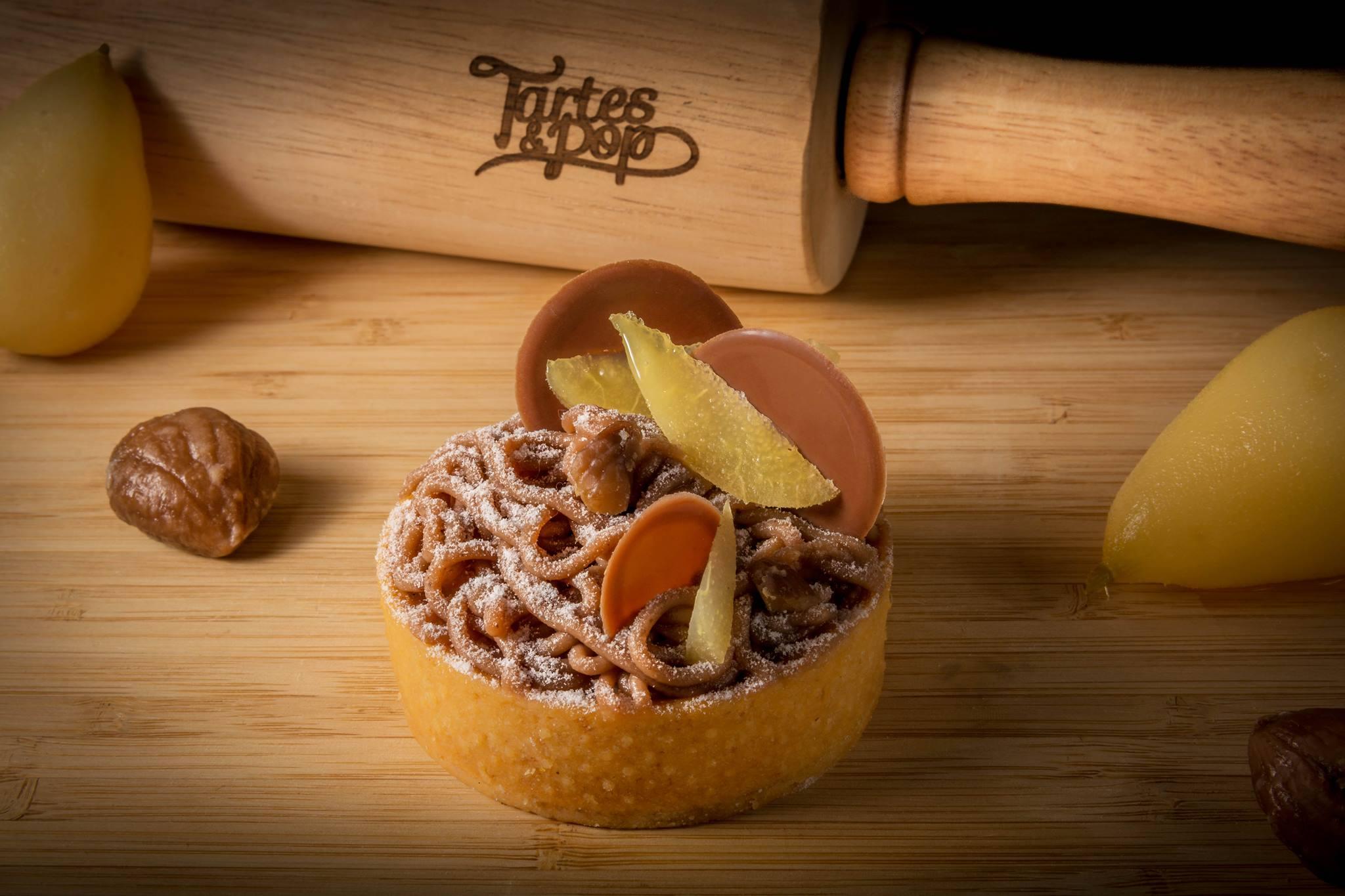 tartes & pop
