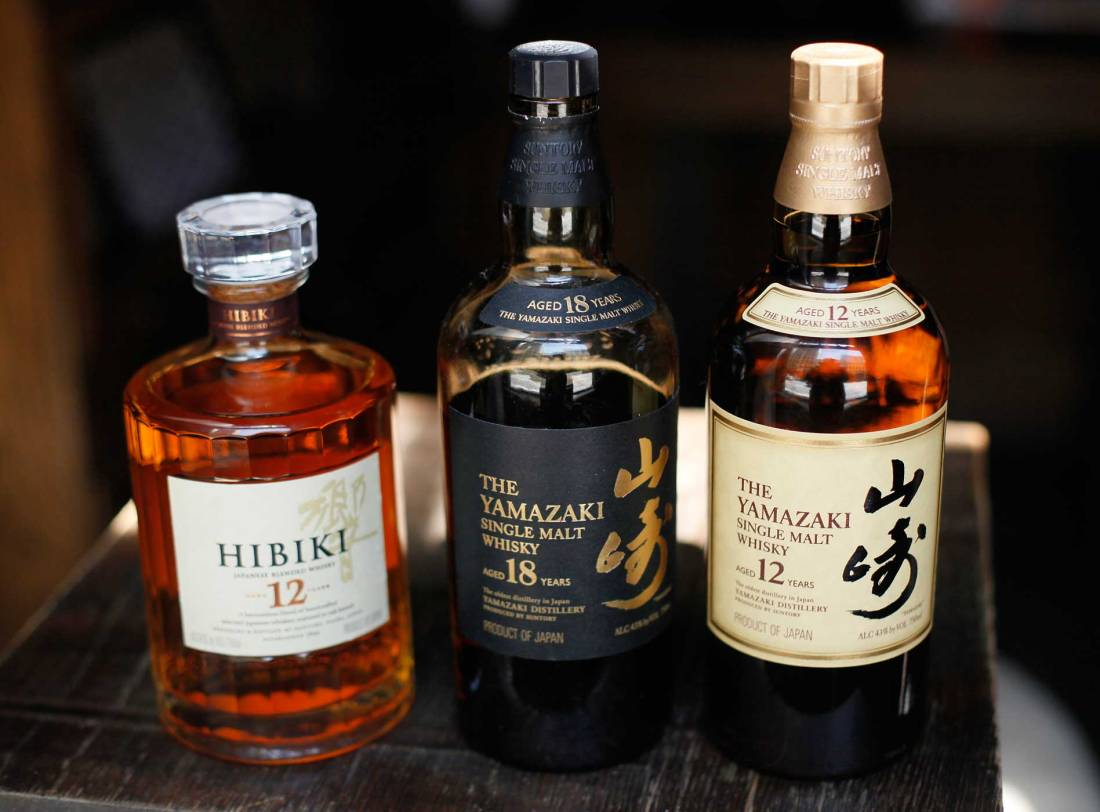 Delicious Japanese Whisky