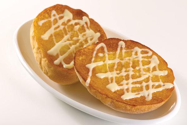 Tsui wah condensed milk crispy bun