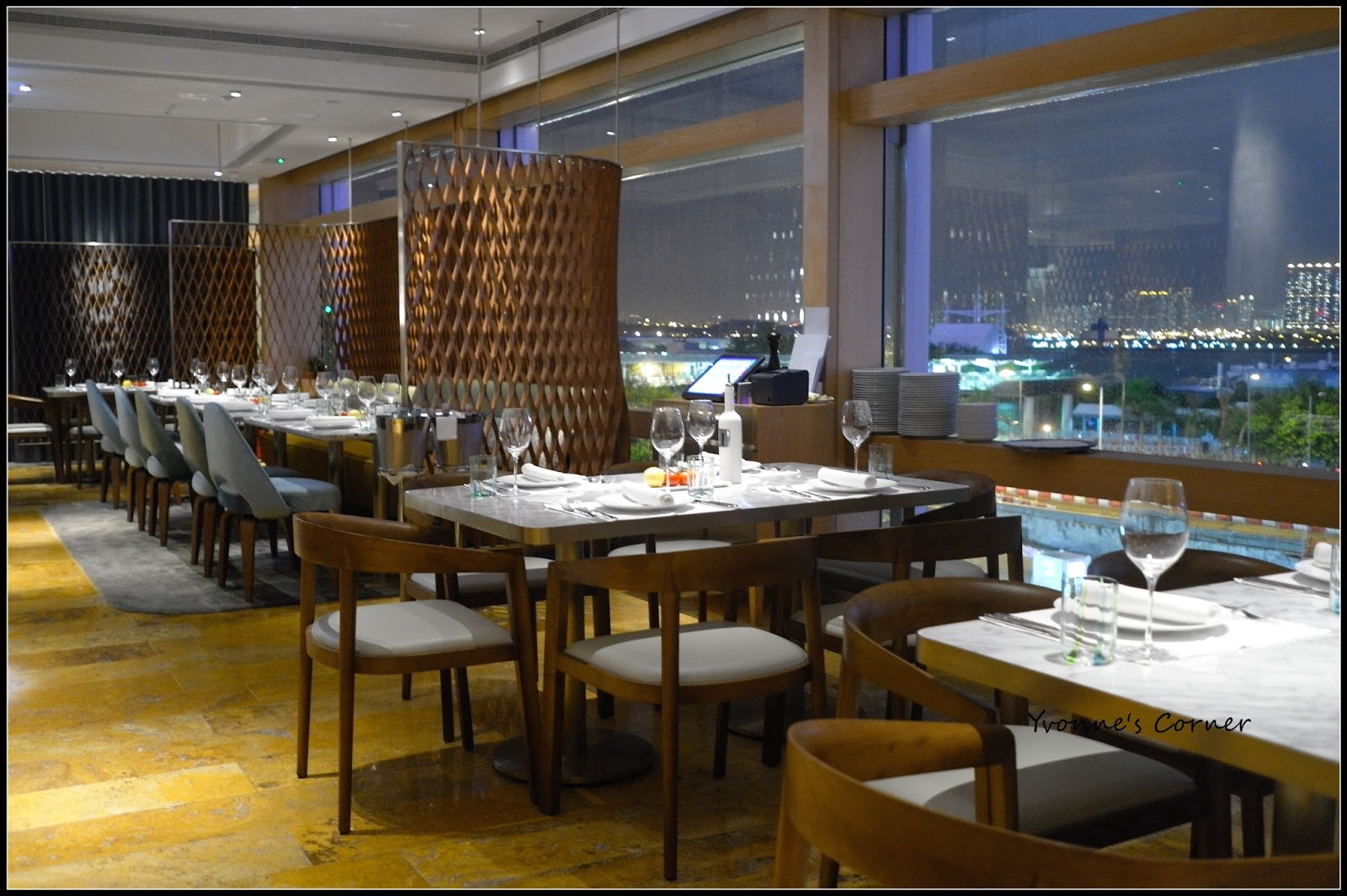 IFC's IVY Restaurant