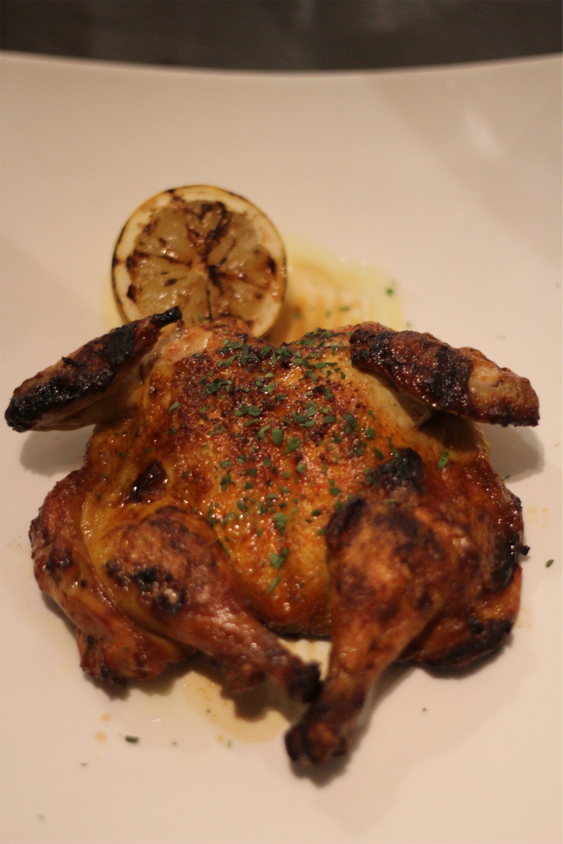 Chicken at IVY