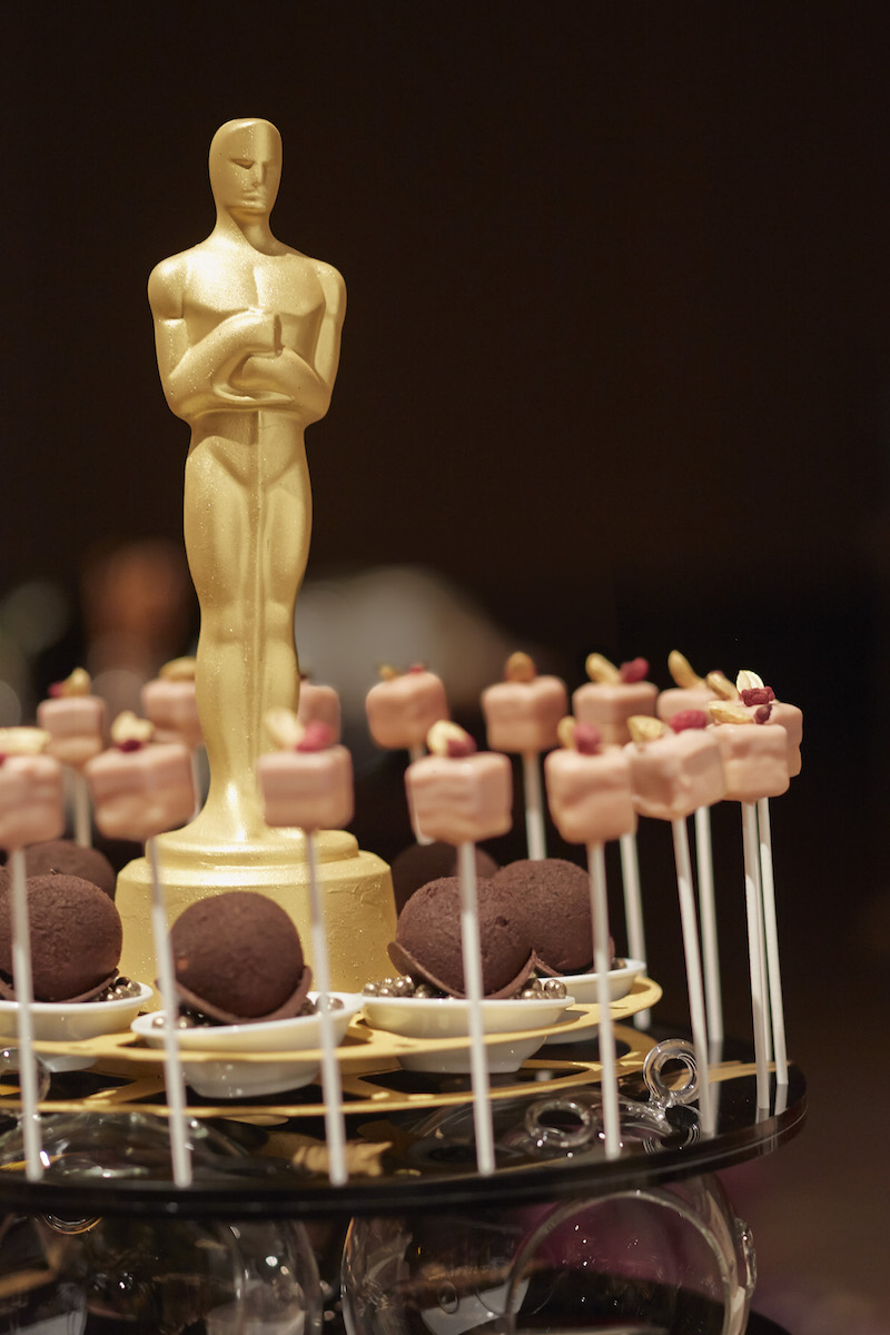 The 2016 Oscars Menu