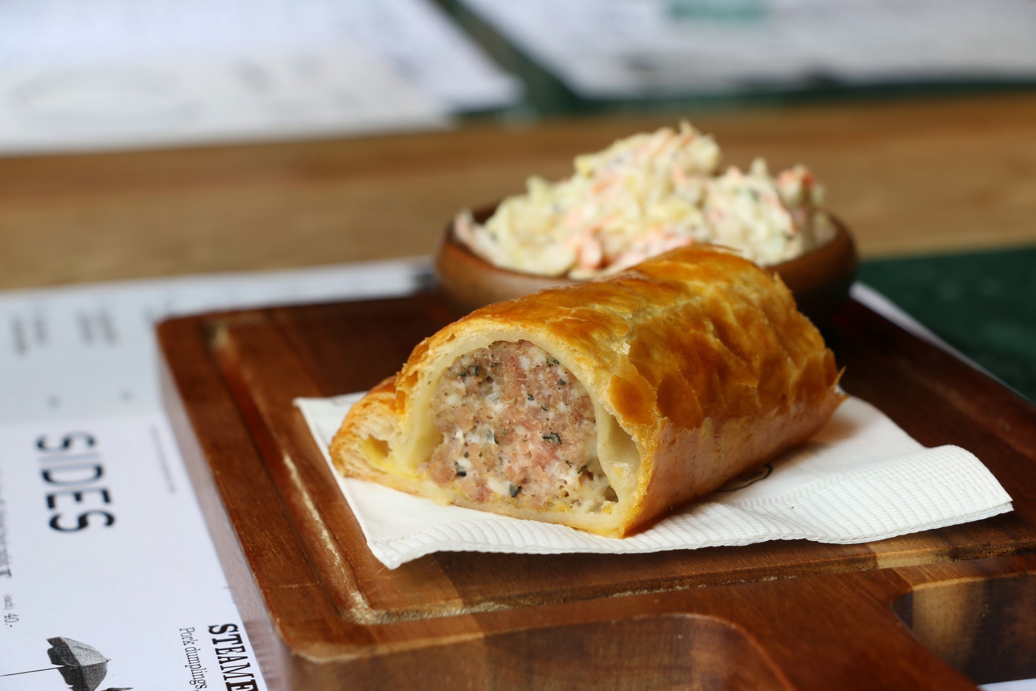 The Fat Pig, Sausage Roll