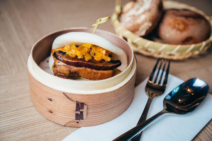 Bao Bei Pork Belly Bao Deliveroo