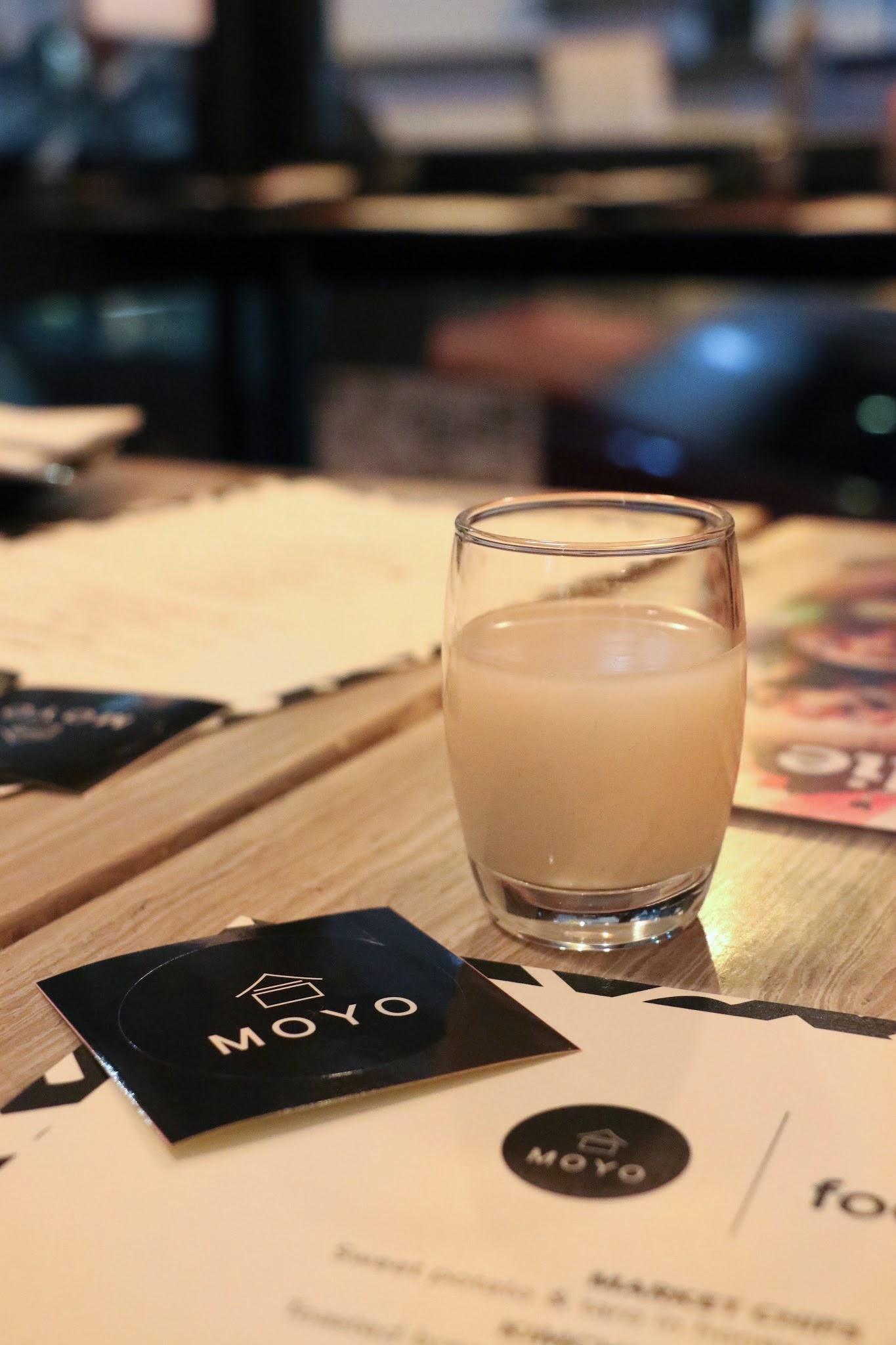 MOYO Soju Sake
