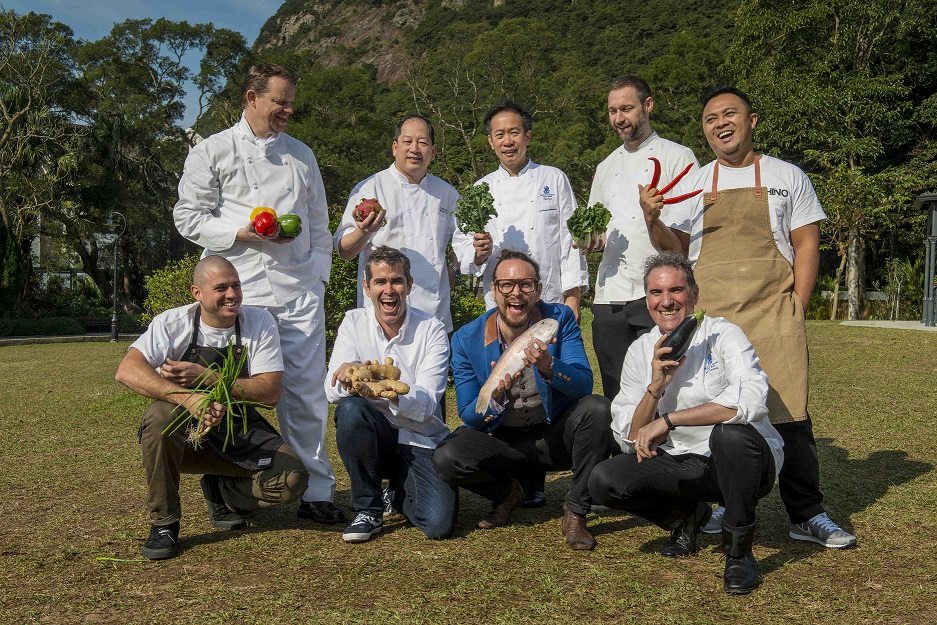 The festival's first nine culinary stars of Hong Kong have been announced