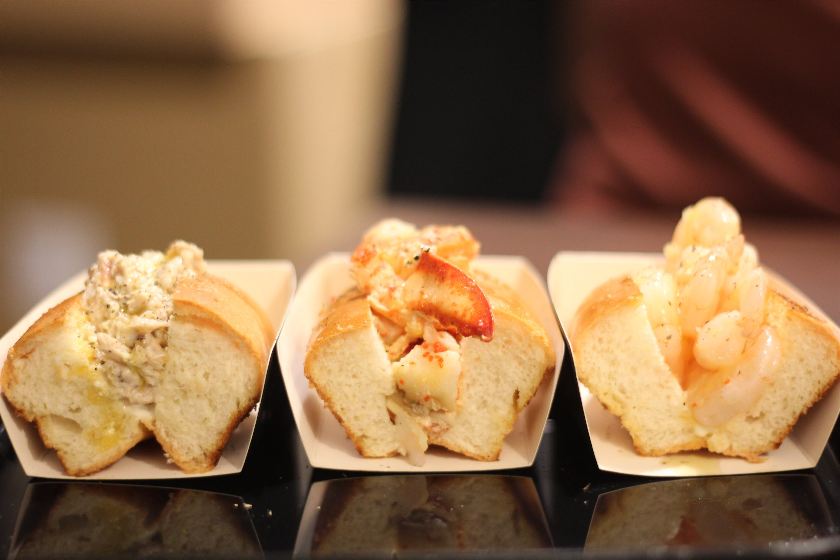 Lobster Rolls at Lobster Central