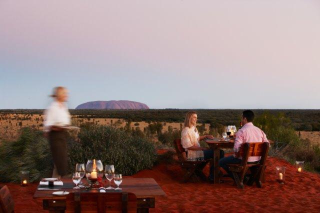 Tali Wiru Fine Dining - Uluru