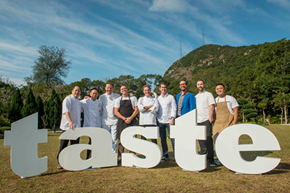 Image titleIMG presents its first Taste Festival in Asia – Taste of Hong Kong presented by Standard Chartered
