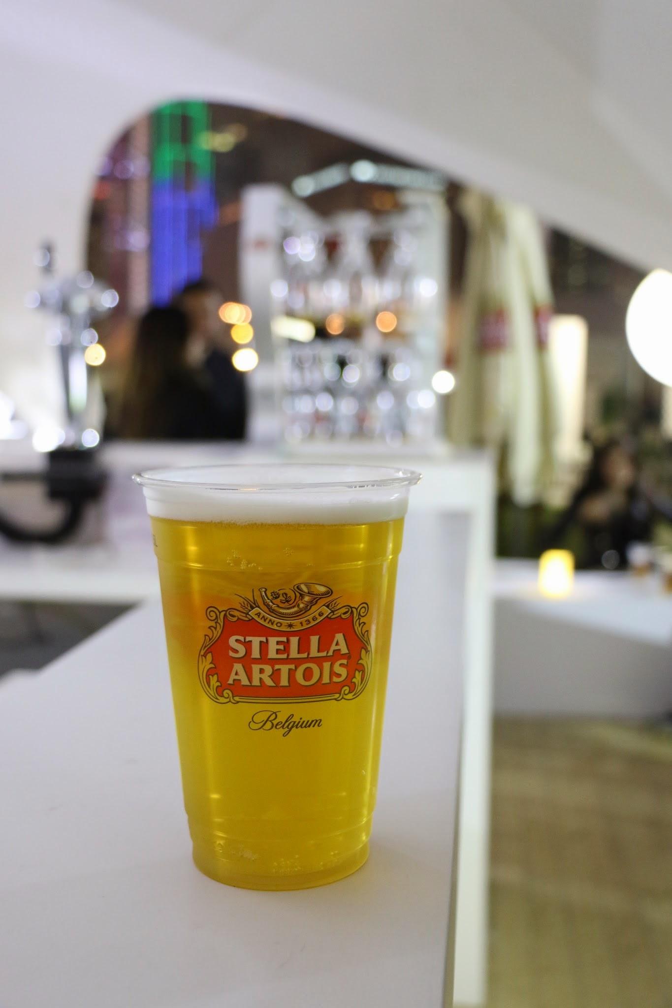 Taste Festival, Taste of Hong Kong, Stella Artois Belgium Beer