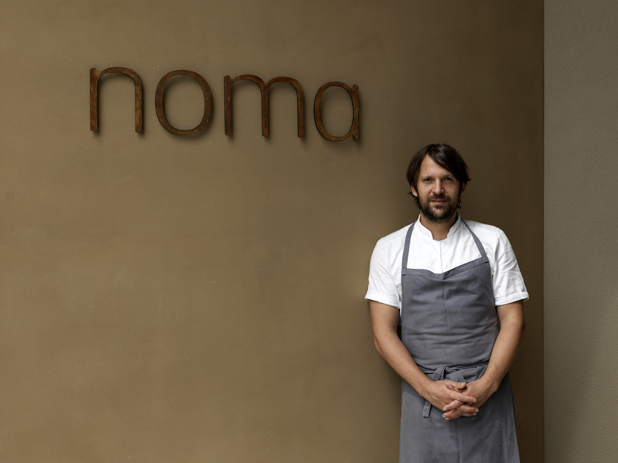 Chef Rene Redzepi at Noma Aus - Photography by Jason Loucas