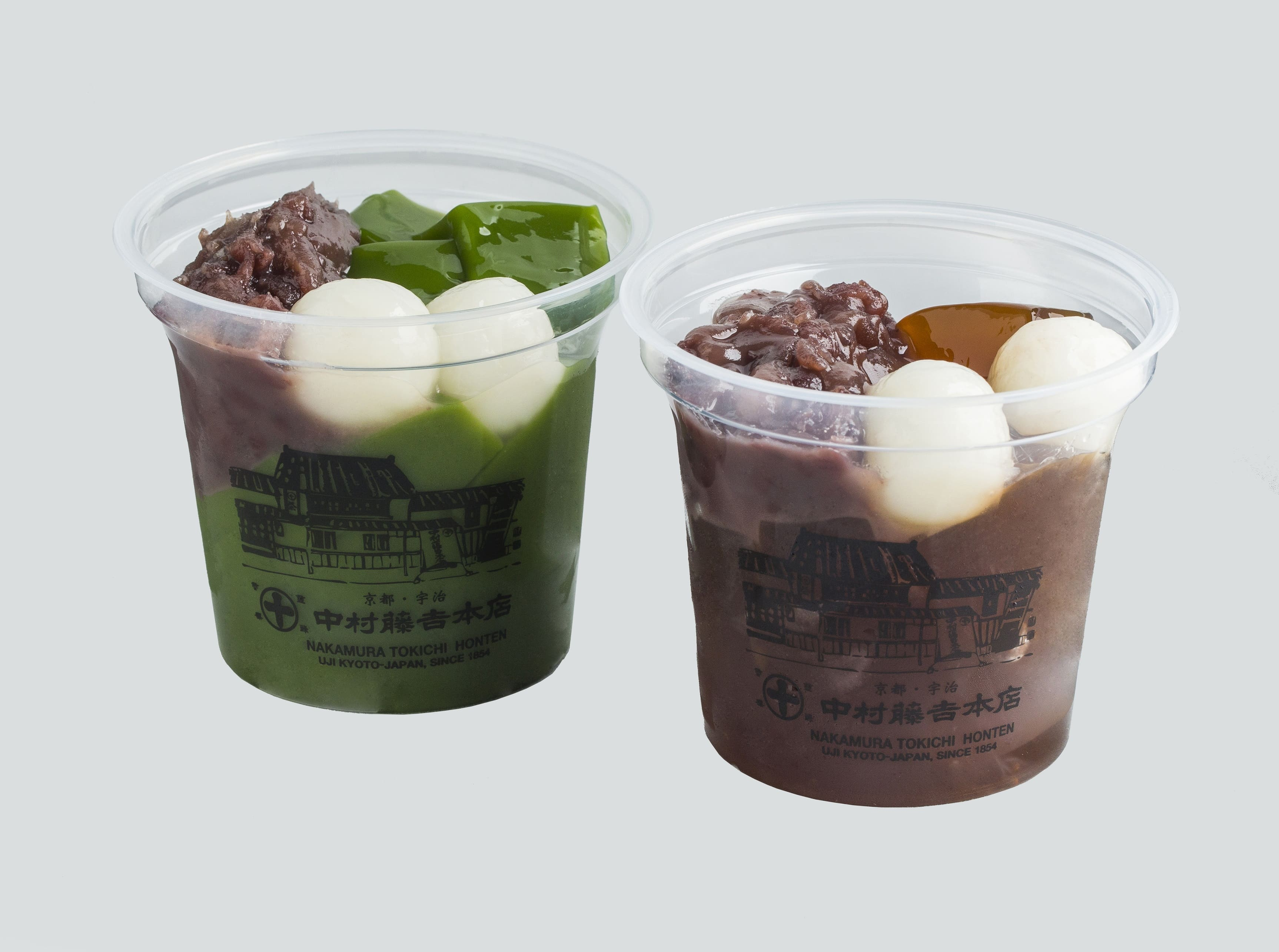 Nakamura Tokichi, Matcha Hojicha, Japanese Tea Jelly